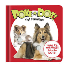 Load image into Gallery viewer, Poke-A-Dot Pet Families Book