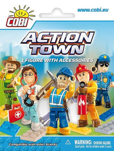 COBI Action Town Figure