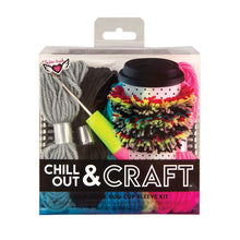 Load image into Gallery viewer, Chill out & Craft Latch Hook Kit