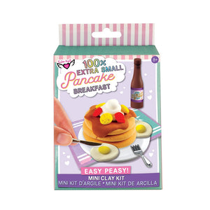 Mini Clay Kit: Pancake Breakfast