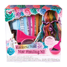 Load image into Gallery viewer, Rainbow Hair Painting Kit
