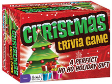 Load image into Gallery viewer, Christmas Trivia Game