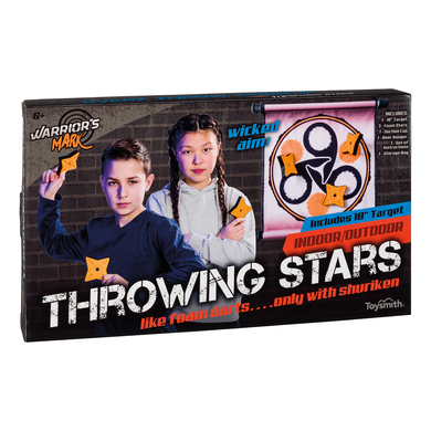 Throwing Stars Set