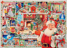Load image into Gallery viewer, Christmas is Coming 1,500 Pc Puzzle