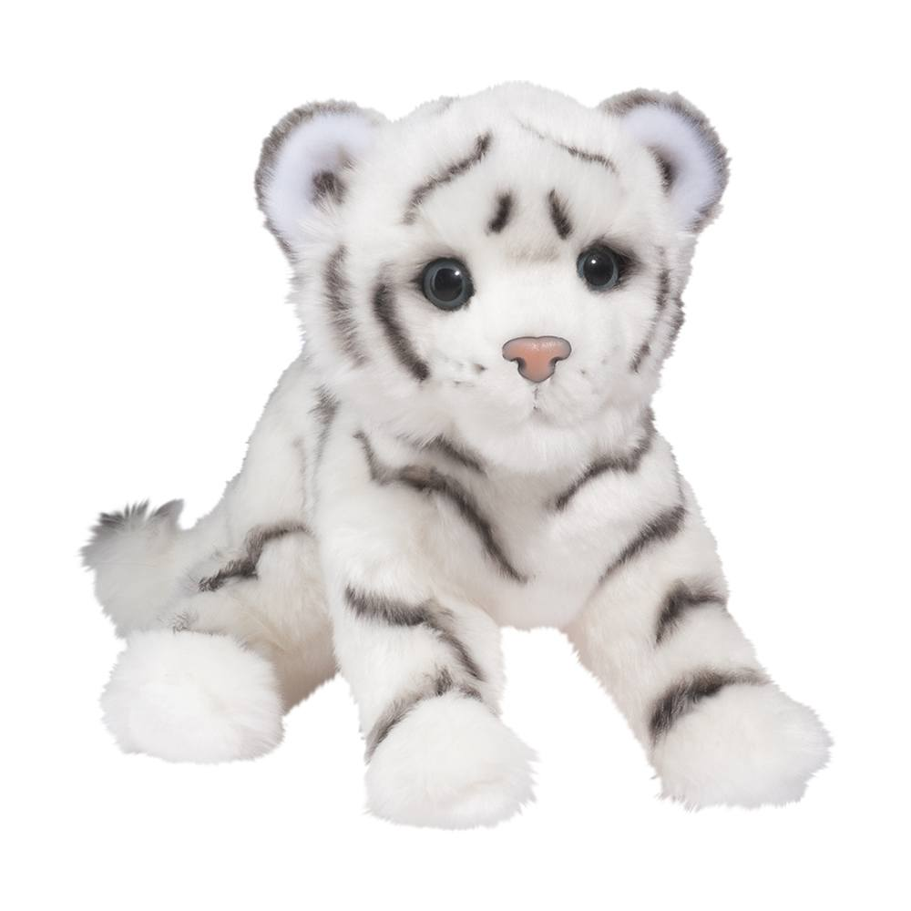 Silky White Tiger