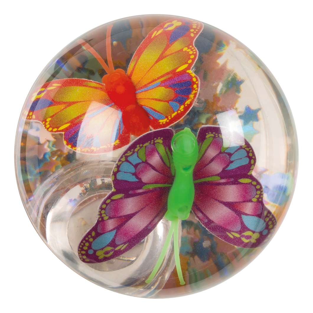 Light Up Butterfly Ball