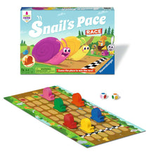 Load image into Gallery viewer, Snails Pace Race Game