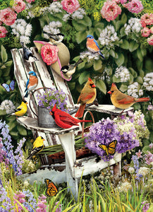 Summer Adirondack Birds Puzzle 1000 pc