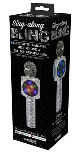 Bling and Sing Microphone