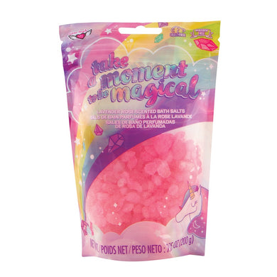 Take a Moment to be Magical Unicorn Bath Salts