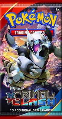 Pokemon Primal Clash Booster Pack