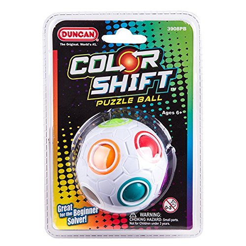 Color Shift Puzzle Ball
