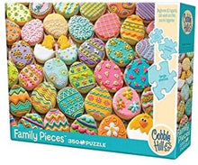 Load image into Gallery viewer, Easter Cookies 350 pc Puzzle
