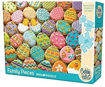 Easter Cookies 350 pc Puzzle