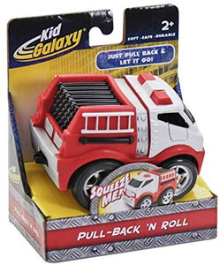 Pull Back Fire Truck
