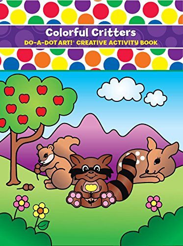 Book Colorful Critters