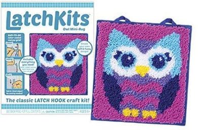 Latch Kit Owl