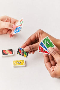 Worlds Smallest Mattel Uno