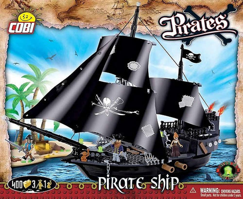 COBI Pirate Ship