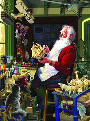 Santa's Workbench