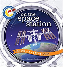 On the Space Station Shine a Light Book