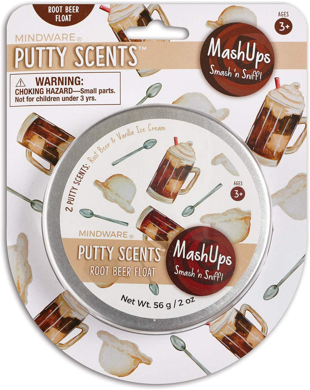 Putty Scents MashUps: Root Beer Float