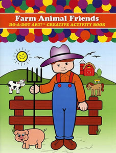 Farm Animal Book