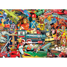 Load image into Gallery viewer, Flashbacks Toyland 1000pc Puzzle