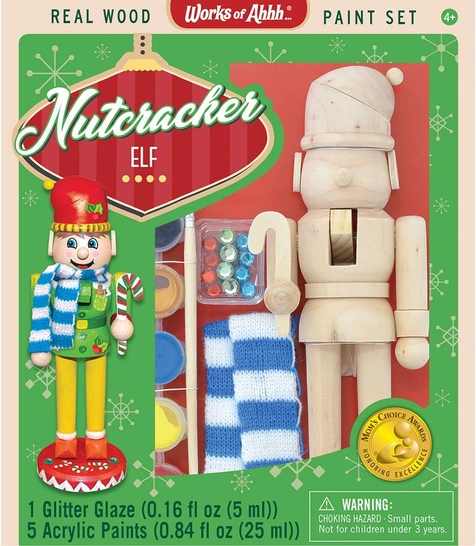 Nutcracker Elf