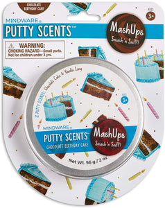 Putty Scents MashUps: Chocolate Birthday Cake