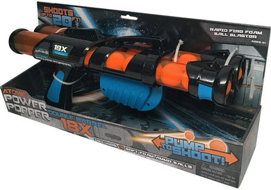 Atomic Double Barrel Power Popper 18X