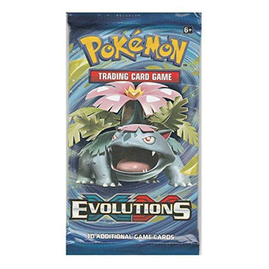 Pokemon Evolutions Booster Pack