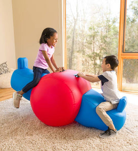 Giant Inflatable Seesaw Rocker for Two