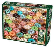 Load image into Gallery viewer, Doughnuts 1,000 pc Puzzle
