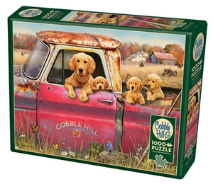 Cobble Hill Farm 1,000 pc Puzzle
