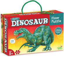 Load image into Gallery viewer, Dinosaur Floor Puzzle