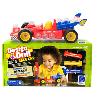 Design & Drill Power Play Race Car