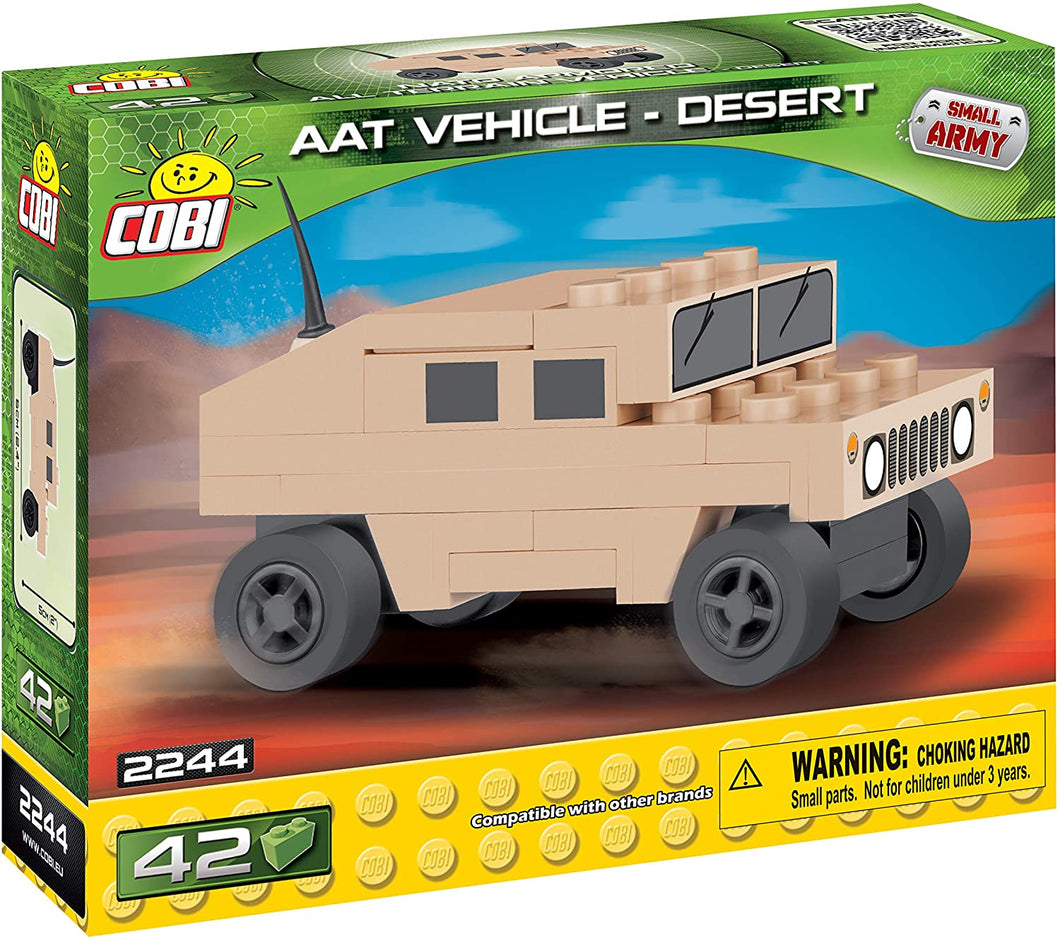 Nano AAT Desert Vehicle