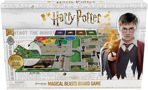 Harry Potter Magical Beasts Game