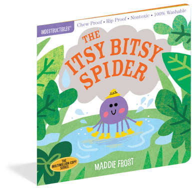 Indestructables Itsy Bitsy Spider