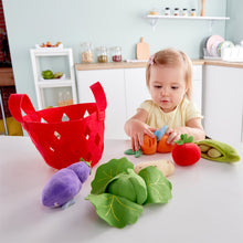 Load image into Gallery viewer, Toddler Vegetable Basket