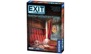 Exit The Dead Man on the Orient Express
