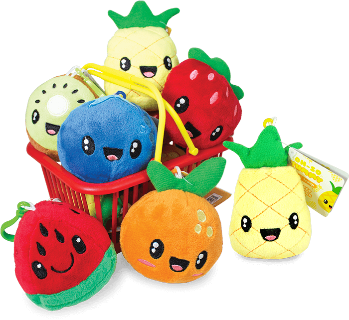 Backpack Buddy Fruit
