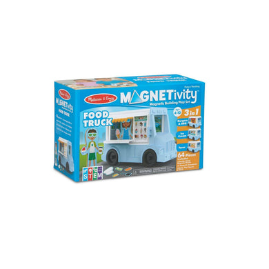 Melissa & Doug Magnetivity - Food Truck
