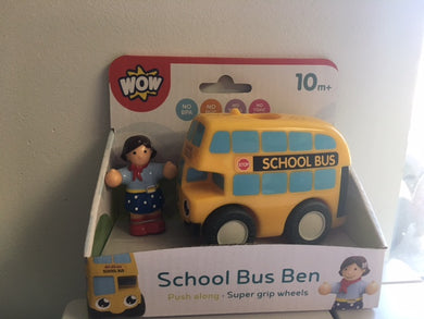 My First Wow School Ben