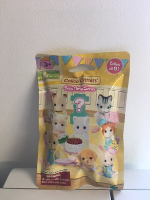 Calico Critters Baby Party Series