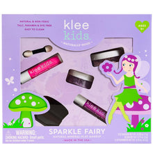 Load image into Gallery viewer, Sparkle Fairy Natural Play Makeup Kit