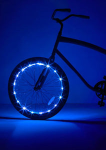 Wheel Lightz LEDs Blue