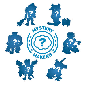 Plus Plus Mystery Makers