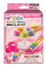 Load image into Gallery viewer, Macarons Mini Clay Kit